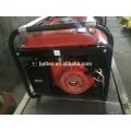 Générateur d'essence triphasé à trois phases 5000W à fil en cuivre 13HP avec poignées et roues en Afrique du Sud