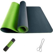 TPE NBR PVE yoga  exercise mat Eva foam taekwondo gym mat covers for gym mats factory directly sales