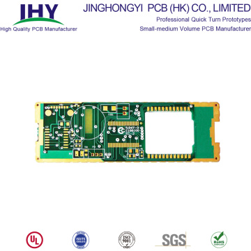 Energy Meter PCB Fr4 94v0 Circuit Board Double Sided PCB