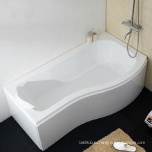 2015 nueva moda más vendida bañera de baño de plástico de lujo de adultos