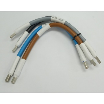 6AWG cable with wire ferrule connector 4 in 1