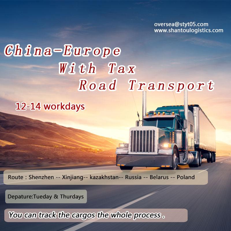Tax Road Transport Jpg