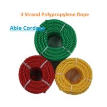 pp 3 strand rope