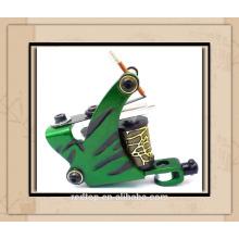 Estampado de hierro 8 bobinas tatuaje máquina tatuaje pistola