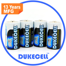 Mercury-Free Non-Leakage D Battery