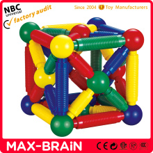 MAX-BRAIN Creative Magnet Sticks and Balls