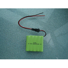 AAA NiMH Battery Pack 350 - 4500 mAh with 5-10c Discharge Rate