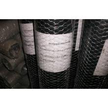 Malha de arame hexagonal de aço inoxidável para construção, química, reprodução