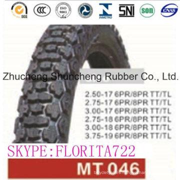 Motocicleta Cross neumáticos (3.75-19 2.50-17 3.00-17 2.75-3.00-18 de 18)