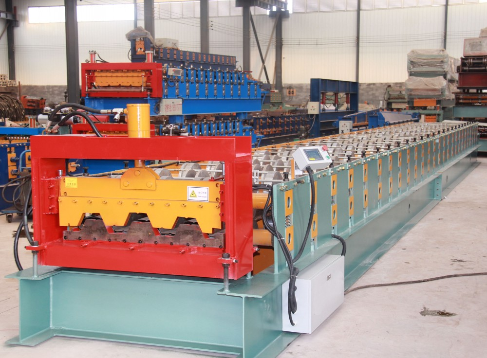 New Floor Deck Roll Forming Machine