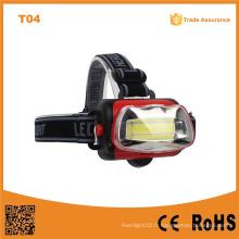 T04 COB High Power LED avec lampe à LED lumineuse