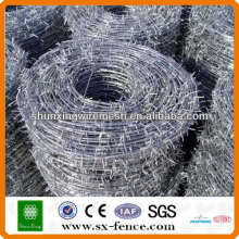Barbed Iron Wire Manufacture