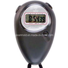 2015 China OEM Custom Electronic Stopwatch Plastic Shell Mold
