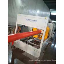Línea de extrusión de funciones múltiples 160MM-630MM para tubería de PVC