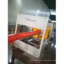Ligne d'extrusion multifonctions 160MM-630MM pour tube PVC