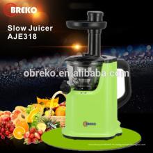 AJE318 máquina de exprimidor, exprimidor de zanahoria máquina, jugo de taladro