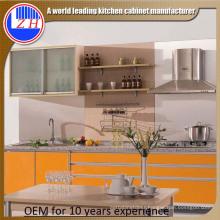 2015 New Plastic Kitchen Cabinet (zhuv)