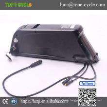 Down tube 36v lithium ion e-bike electric bike battery pack for ebike