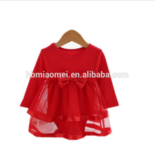 2017 neue design langarm neugeborenes baby strampler kleid sommer baby mädchen neugeborenes baby kleid