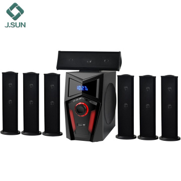 7.1 channel surround sound home theater system
