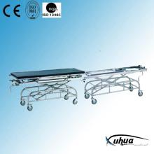 Edelstahl Krankenhaus Verbindung Transfer Stretcher (H-5)