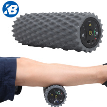 New 2021High Quality dropshipping-service vibrating massage slim exercise machine back foam roller