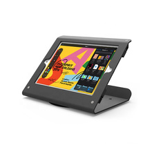 OEM & ODM Countertop rotating tablet enclosure case tablet pc stands