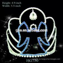 Toda la temporada de rendimiento de fábrica directamente collar de corona princesa