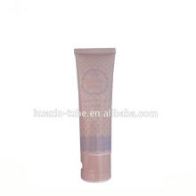 Tubo de helado crema de tubo de crema de tubo de cara rosada