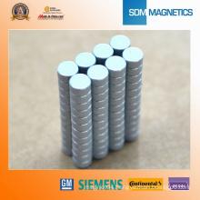 Sintered Permanent Neodymium Countersunk Ring Magnet