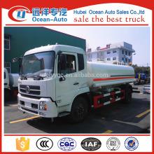 Dongfeng 12m3 usado camión cisterna de agua para la venta