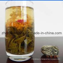 Цветущие чай цветочный (Ци Син Бан Юэ)