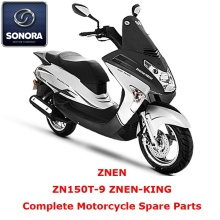 Znen ZN150T-9 ZNEN-KING Repuestos Scooter completo