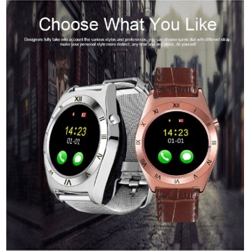 GSM Touch Screen Smart Voice Watch