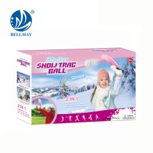 Outdoor Snow Ball Shooting Gun Ocean Ball Playing Rod Toy