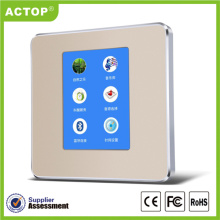 Smart Hotel Room Touch Switch