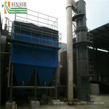Dispositivo de filtro de polvo industrial avanzado que quita el polvo