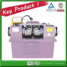 Machine de laminage de filetage à tuyau hydraulique