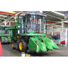 Dafeng first partner of Agco corn maize harvester