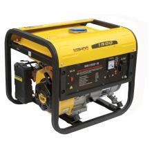 100% de cobre 1000W 1100W 154f Pequeño generador de gasolina y gasolina
