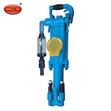 Handheld Portable Pneumatic Air Leg Rock Drill