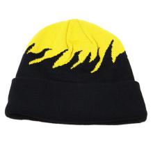 Barato Crochet Malha Chapéus Animal