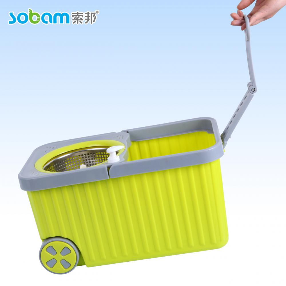 360 Spin Mop Replacement Walkable ISO Floor Cleaning Mop