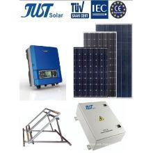 China, el mejor producto 10kw en la red del sistema solar para el hogar