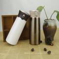 Flacon à vide écologique en acier inoxydable de 300 ml