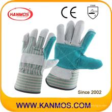 Ab Grade Cowhide Split Leder Arbeitsschutz Handschuhe (110142)