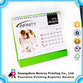 China made good quality hot sales favorite custom colorful pet dog calendar printing