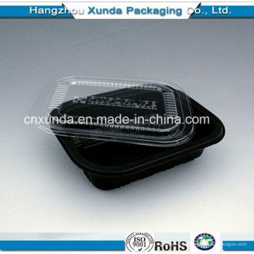 Recipiente para alimentos de plástico Recipiente para alimentos para microondas