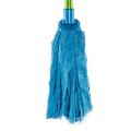 Verde Buena Efecto de limpieza Hogar Limpieza del piso Algodón Mopa redonda