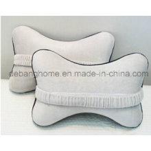 Автомобильная подушка / автомобильная подушка для шеи для путешествий, Подушка в форме кости